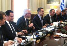 Συνεδριάζει υπό τον πρωθυπουργό το υπουργικό συμβούλιο
