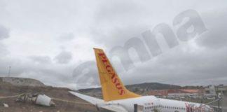Συνελήφθη ο κυβερνήτης του αεροσκάφους της Pegasus που συνετρίβη στην Κωνσταντινούπολη