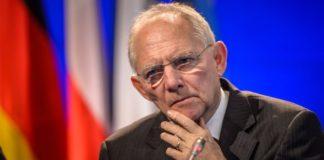 Σόιμπλε: Δεν υπάρχει εναλλακτική από το γερμανογγαλικό σχέδιο