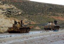 Συρία: Αντάρτες ανακοίνωσαν πως ανακατέλαβαν τη Σαρακέμπ, ρωσική πηγή το διαψεύδει