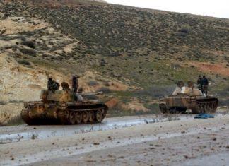 Συρία: Αντάρτες υποστηριζόμενοι από την Τουρκία κατέλαβαν τη Σαρακέμπ