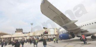Συρία: Σε λειτουργία μετά από οχτώ χρόνια το αεροδρόμιο του Χαλεπιού
