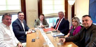 Σύσκεψη για τη συνολική ανάδειξη των μνημείων της Λαυρεωτικής