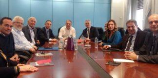 Σύσκεψη στο ΥΠΕΣ με βουλευτές και αυτοδιοικητικούς για το πρόβλημα ύδρευσης του δήμου Φαρσάλων