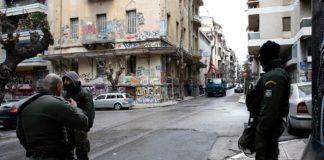 Τέσσερις συλλήψεις σε νέα αστυνομική επιχείρηση σε κτίριο στα Εξάρχεια που τελούσε υπό κατάληψη