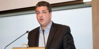 Τη διαφύλαξη των κονδυλίων της ΕΕ για τις τοπικές κοινωνίες ζητάει ο Απ. Τζιτζικώστας