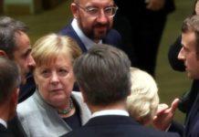Τηλεφωνικές συνομιλίες του πρωθυπουργού Κ. Μητσοτάκη με Μέρκελ, Σαρλ Μισέλ και Μακρόν