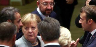Τηλεφωνικές συνομιλίες του πρωθυπουργού με Μέρκελ, Σαρλ Μισέλ και Μακρόν