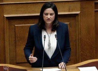 Τις μεταρρυθμίσεις που έχει στο πρόγραμμα το υπουργείο Παιδείας, παρουσίασε στο Υπουργικό Συμβούλιο η Ν. Κεραμέως