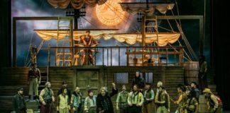 Το «Moby Dick» γίνεται μιούζικαλ στο Θέατρο Παλλάς