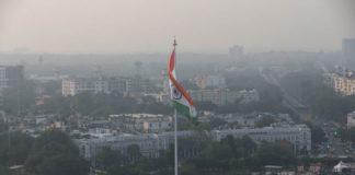 Το Νέο Δελχί είναι η δεύτερη πιο μολυσμένη πρωτεύουσα του κόσμου