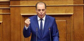 Το συνταξιοδοτικό πρόβλημα των Βορειοηπειρωτών, έθεσε στη Βουλή ο Κ. Βελόπουλος