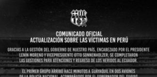 Τραγωδία με οκτώ νεκρούς φιλάθλους στο Περού (pics)