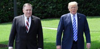 Τραμπ-Πομπέο: Οι ΗΠΑ δεν θα δεχθούν βοήθεια, ούτε θα επιτρέψουν παρεμβάσεις από την Ρωσία