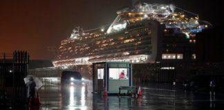 Τρεις Ρώσοι που επέβαιναν στο κρουαζιερόπλοιο Diamond Princess, προσβλήθηκαν από τον κοροναϊό και τέθηκαν ήδη σε καραντίνα