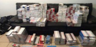 Τρεις χιλιάδες λαθραία πακέτα τσιγάρα βρέθηκαν στην κατοχή 54χρονης