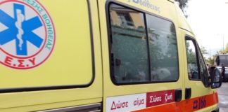 Τροχαίο δυστύχημα στην εθνική οδό Πατρών – Πύργου με δύο νεκρούς και μία τραυματία