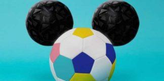 UEFA και Disney μαζί για το ποδόσφαιρο στα κορίτσια