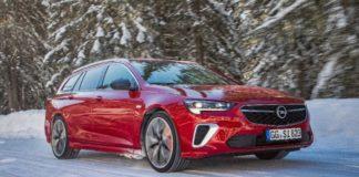 Ξεκίνησε η παραγγελιοληψία για το νέο Opel Insignia Gsi