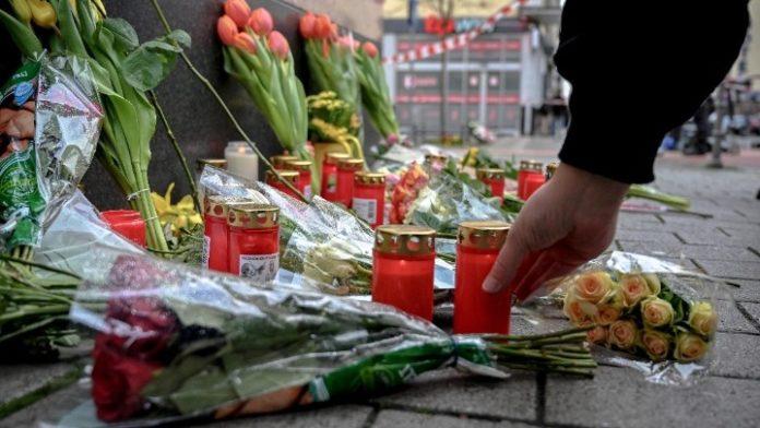 Ξένοι και Γερμανοί μεταξύ των θυμάτων του μακελειού στο Χανάου