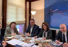 ΥΠΠΟΑ: Σύσκεψη για τη συνολική ανάδειξη της Μεσαιωνικής Πόλης της Ρόδου