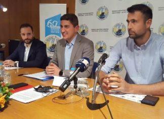 «Ζήσε Αθλητικά»: Πανηγυρική πρώτη συνεδρίαση της Οργανωτικής Επιτροπής