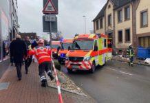 Γερμανία: Αυτοκίνητο έπεσε σε παρέλαση καρναβαλιστών