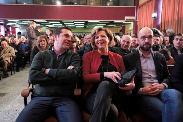 ΣΥΡΙΖΑ: Η «προοδευτική παράταξη» casus belli