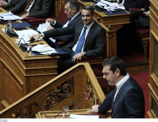 ΣΥΡΙΖΑ: Δεν βλέπουν τον Μητσοτάκη να δικάζει τον Τσίπρα