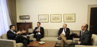 Α. Τζιτζικώστας:Στόχος μας να δυναμώσει η φωνή των δήμων και των περιφερειών της ΕΕ