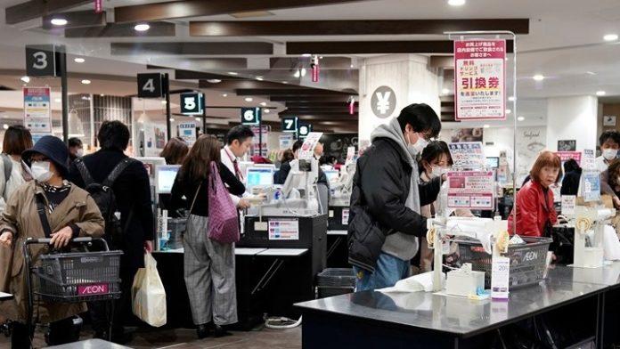 Ρεκόρ στην ημερήσια αύξηση κρουσμάτων στο Τόκιο
