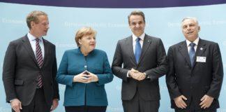 Μέρκελ: «Απαράδεκτη η στάση της Τουρκίας» στο προσφυγικό