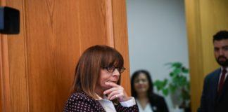 Σακελλαροπούλου: Η ευρωπαϊκή αλληλεγγύη οφείλει να είναι έμπρακτη