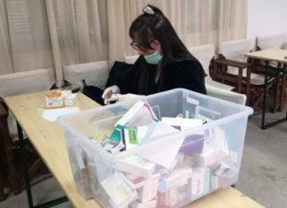«Antivirus» αλληλεγγύης από την εθελοντική ομάδα δράσης νομού Πιερίας