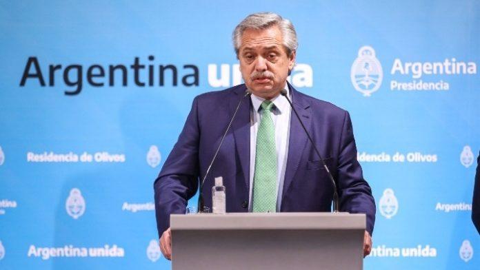 Αργεντινή-κορονοϊός: Στο δίλημμα οικονομία ή ανθρώπινη ζωή, προέχει η ζωή, δηλώνει ο πρόεδρος Αλμπέρτο Φερνάντες