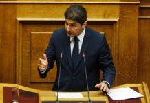 Αυγενάκης: «Να εντείνουμε τις προσπάθειες, για να αποτελέσει παρελθόν ο εφιάλτης»