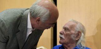 Β. Μεϊμαράκης: Η Ελλάδα μας πάντα θα χρειάζεται ανθρώπους σαν τον Μανώλη Γλέζο