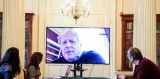Βρετανία-Covid-19: Γεμάτος «ενέργεια» ο πρωθυπουργός Μπόρις Τζόνσον