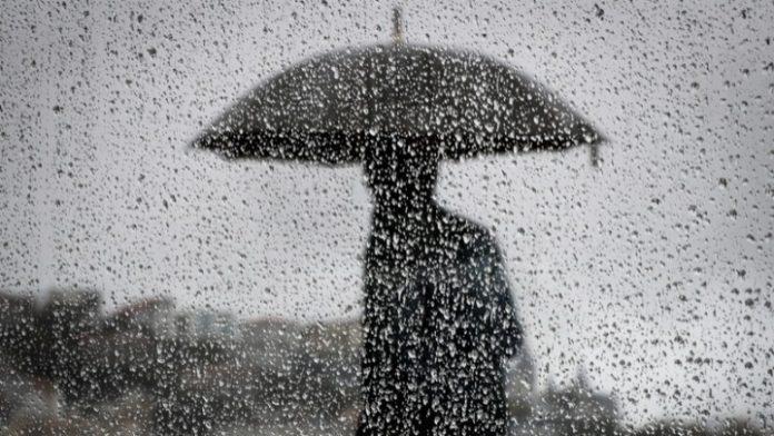 Βροχερός καιρός σήμερα και αύριο