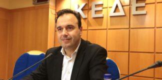 Δ. Παπαστεργίου, Πρόεδρος της ΚΕΔΕ, στο ΑΠΕ-ΜΠΕ: «Είμαστε κοντά στους συμπολίτες μας»