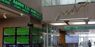Εκρηκτική ανοδική αντίδραση άνω του 7% στο Χρηματιστήριο Αθηνών