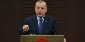 Ερντογάν: Η Τουρκία πρέπει να «συνεχίσει να λειτουργεί υπό οποιεσδήποτε συνθήκες»