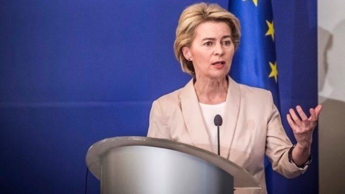 Φον ντερ Λάιεν: Δικαιολογημένες οι επιφυλάξεις της Γερμανίας και άλλων χωρών για το κορονοομόλογο