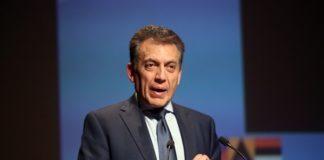 Γ. Βρούτσης: «Θα αντιμετωπίσουμε την κρίση του κοροναϊού ενωμένοι»