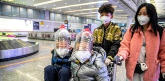 Haifeng Huang / Για την αντιμετώπιση του κορονοϊού η Κίνα στηρίζεται και στην προπαγάνδα