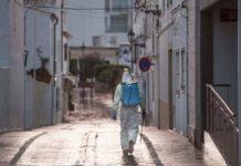 Ισπανία: Άλλοι 832 θάνατοι μέσα σε 24 ώρες
