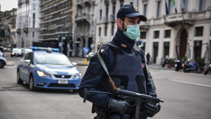 Ιταλία: 712 νεκροί από κορονοϊό σε μια μέρα