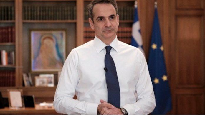 Κυρ. Μητσοτάκης: Από αύριο στις 6 πμ απαγόρευση κάθε άσκοπης μετακίνησης πολιτών