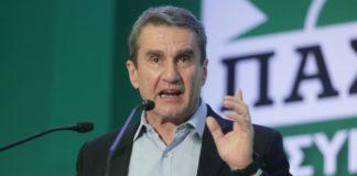 Λοβέρδος: «Αναγκαία τα περιοριστικά μέτρα»