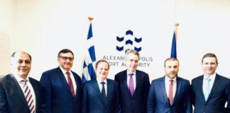 Νέα στήριξη στην Ελλάδα από τις Ηνωμένες Πολιτείες
